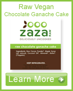 Learn more about Raw Vegan Chocolate Ganache Cake